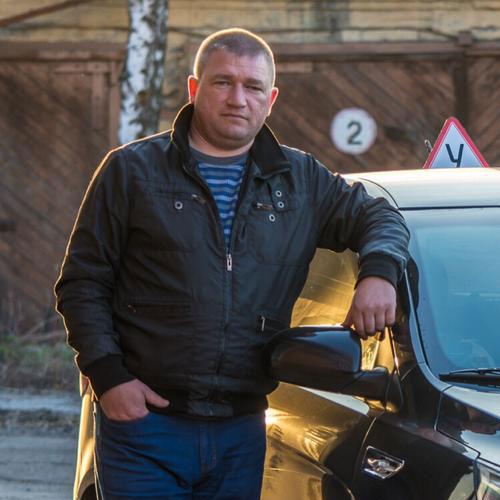 Березовский Денис Владимирович
